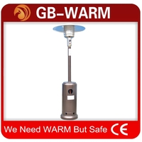 2015 High quality elegant portable gas stand patio heater