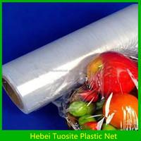 Wrap plastic film jumbo roll for pallet packing