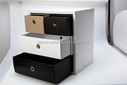 2015 wholesale cardboard paper stronge storage cubes