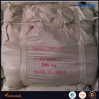China Ordinary Portland Cement China cheap cement inspected by SGS