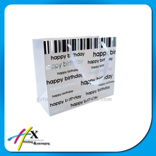 Customized printed paper bags for shopping and packaging in Guangzhou