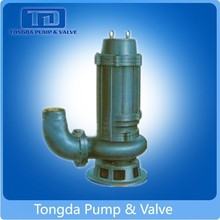 Mining Tailing Usage High Chrome Non-Clog Electric Centrifugal Submersible Sand Slurry Pump