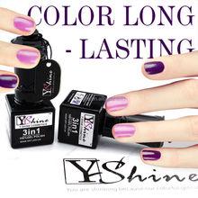 MSDS organic peel off uv gel nail polish color gel for nail salon