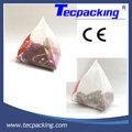 bolsa de té pirámide máquina de embalaje