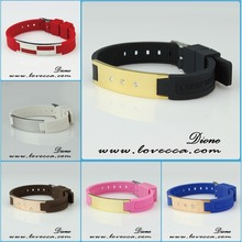Products you can import from China cancer rubber wristbands