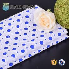 Anti-Static spanish designer muslim wedding dress,New embroidery Garment Fabric
