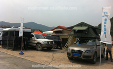 2015 China manufacturer food trailer 4x4 tent/hard shell tent with competitive price