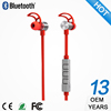 Wireless bluetooth earbuds for headphone cell phone