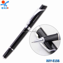 Hot new products for 2015 luxury silver fountain pen, metal roller ball pen refill made in CHINA