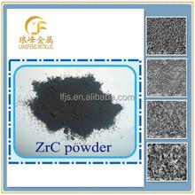 zirconium carbide ZrC powder( for hard alloy,aerospace,atomic energy,textile,electronic&coating material)