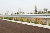 china Manufactory highway guardrail highway fence