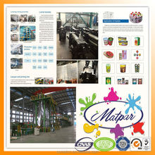 MR Grade tin free steel & tinplate for Different Can Making