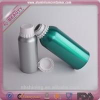 50ml Black Decorative Essential Oil Aluminum Bottle