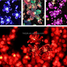 Solar Fairy String Lights Blossom Decorative Gardens, Lawn, Patio, Christmas Trees, Weddings, Parties HNL001