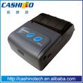 bluetooth mini impressora térmica móvel da linha de impressão para o restaurante de comida transporte de entrega