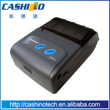 Mini bluetooth Mobile Thermal Printer Line Printing For Restaurant Food Delivery Transportation