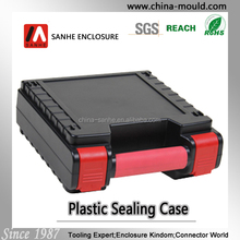 45-29 small plastic equipment carrying case 256x240x94 mm