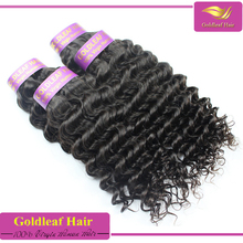 Qingdao factory supply 7a unprocessed virgin indian hair from india