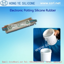 LED Liquid ge Silicone electronic silicone potting