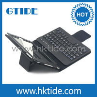 hottest computer accessory english arabic bluetooth keyboard case for ipad mini
