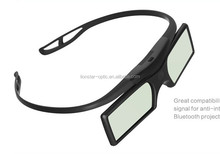 New Style Rechargeable DLP link eyewear china