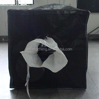 packaging bag for garbage rice firewood suger pp plastic bag jumbo bag