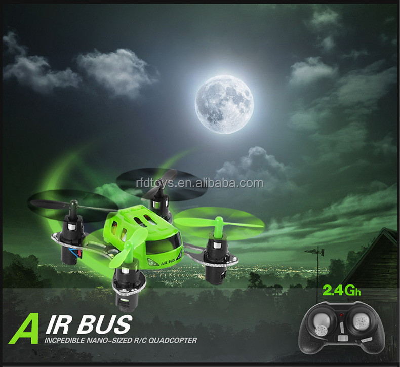 World's Smallest Flying Drone 6 Axis 2.4g Mini Rc Ufo ...