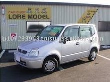 Used japanese cars HONDA CAPA C / Compact car / Stearing right / 86,000km