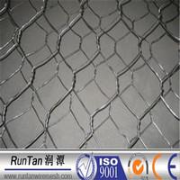 2014 hot sale PVC coated hexagonal wire mesh/hexagonal wire netting/chicken mesh (ISO9001:2008 Certified)