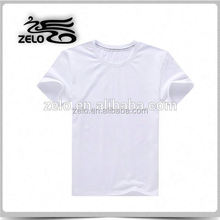 Plain white ladies fashion blank tshirts