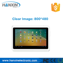 china manufacturer 7 inch MTK 8312 dual core tablet with 3G talk GPS wifi bluetooth