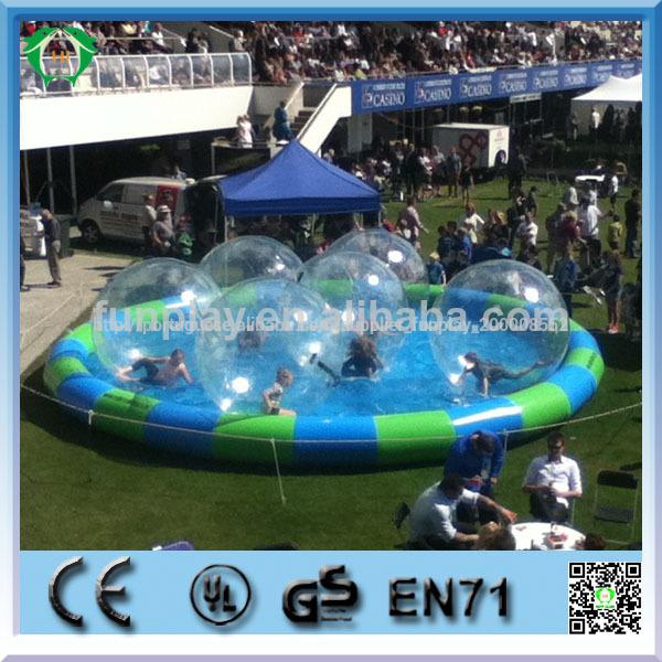 Oi fant stico gigante ao ar livre piscinas infl veis for Piscina de bolas toysrus