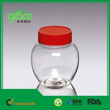 ball shape plastic container A23-1