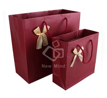 Special Designed Fashion Designs Recycled personalized gift bags wholesale