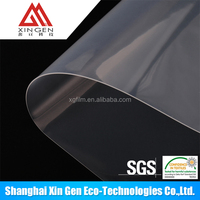 TPU Product with top quality for non-toxic clear tpu film
