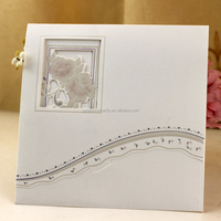 High Quality Nobel Elegant Tamil Wedding Table Decoration Invitation Card
