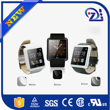 "New 1.54"" TFT LCD Touch Screen Bluetooth U10 smart watch for Smartphones IOS Android Apple Stopwatch function"