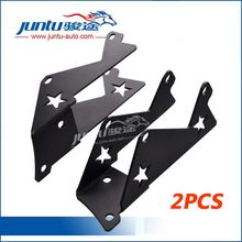 Factory Price Export Quality Universal Led Mounting Fixtures Light Holder Bracket For Jeep Wrangler