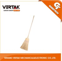 One-Stop Solution Service new fashion garden wooden long handle corn broom