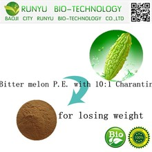 Bitter melon P.E. with 10:1Charantin for losing weight