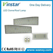 CE ROHS Approved Super brightness Popular hot selling led dome light for Ben.z W204/W207/W212 GLK