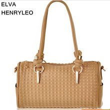 2012Hot Sale Christmas women leather bag,fashion design lady business handbag
