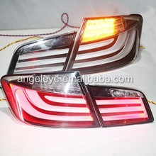 For BMW F10 F18 520 525 530 535i LED Tail Light Rear Lamps 2010-2013 Year Chrome Housing DB
