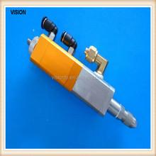 2015 hot selling Aluminium Alloy glue dispensing valves/one component epoxy dispensing valves