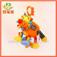 Wholesales Squeeze/IC Box Plush Baby Toy