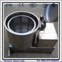 Commercial Fruit And Vegetable Dewatering Machine