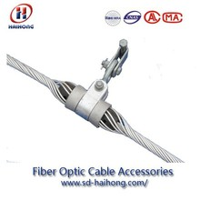 High Quality Angle Cabel Suspension Clamp