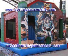 Top design and best quality inflatable party jumper, jumping castles, inflatables SP-C4008