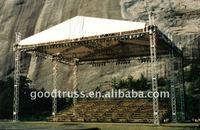 outdoor aluminum concert light girder truss