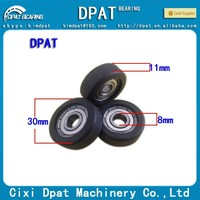 Hot Sale Low Noise and Long Working Life bearing wheels